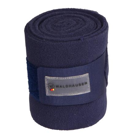 Fleecelindor 4-pack Mörkblå
