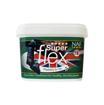 NAF Five Star Superflex Pulver