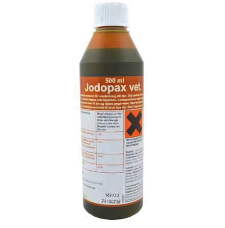 Jodopax-vet 500 ml