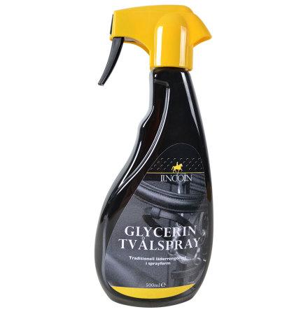 Sadeltvålspray Lincoln 500 ml