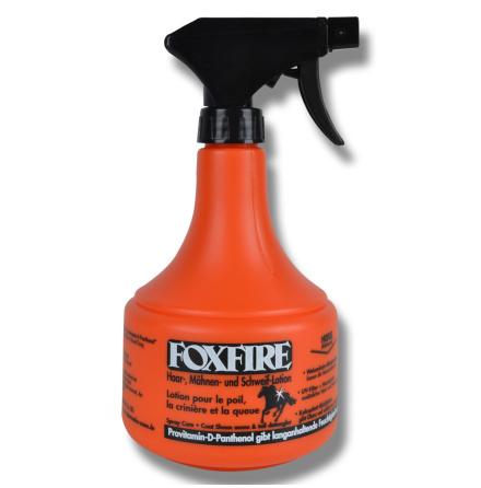 Pälsglans Foxfire Fellglanz inkl sprayhuvud