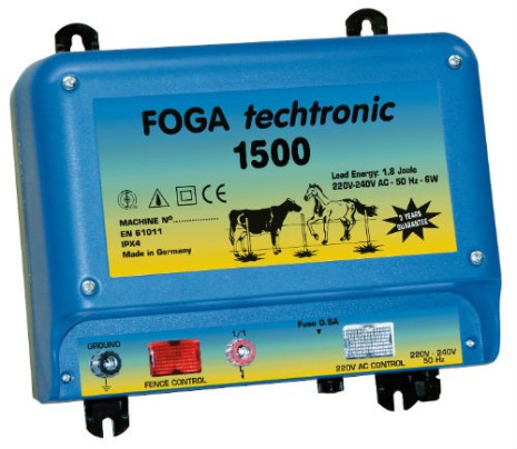 Foga techtronic 1500