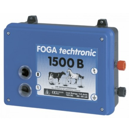 Foga techtronic 1500 B