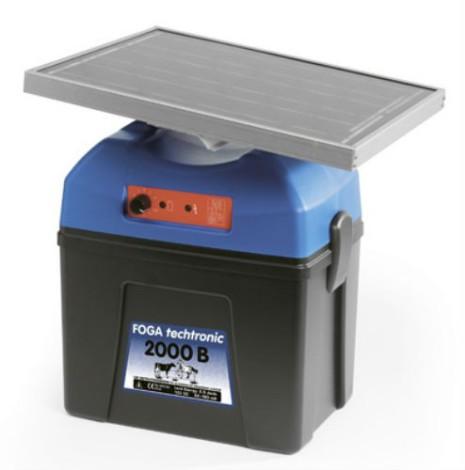 Solcellpanel 15 watt med fäste