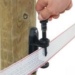 Sträckare för elband 40 mm 5 p