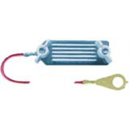 Anslutningskabel rostfri aggregat / elband