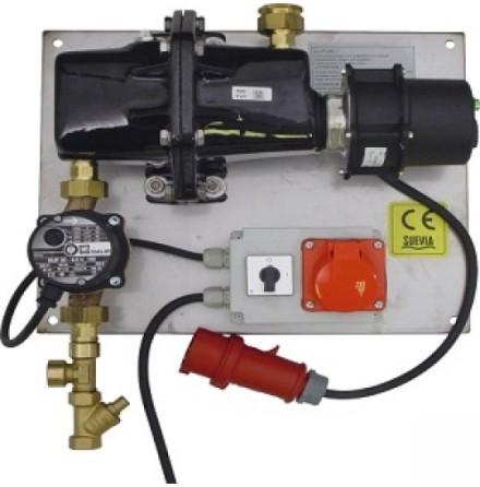 Cirkulerande vattensystem s300 3kW/400V