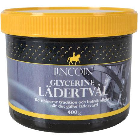 Glycerin Lädertvål Lincoln 400 gram